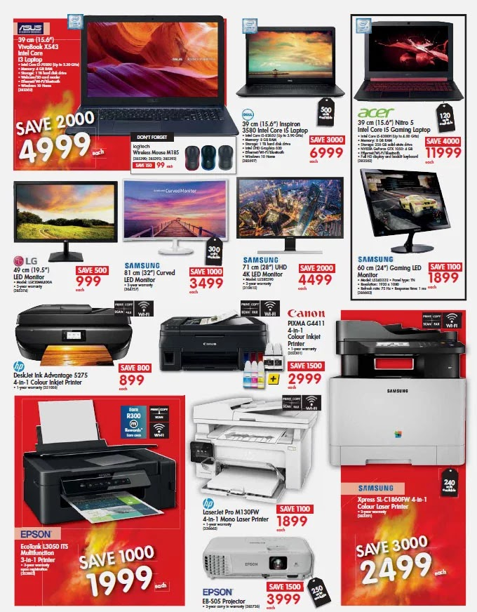 Makro Black Friday 2019 PC, Monitor , Printers and Laptop Deals Page 5