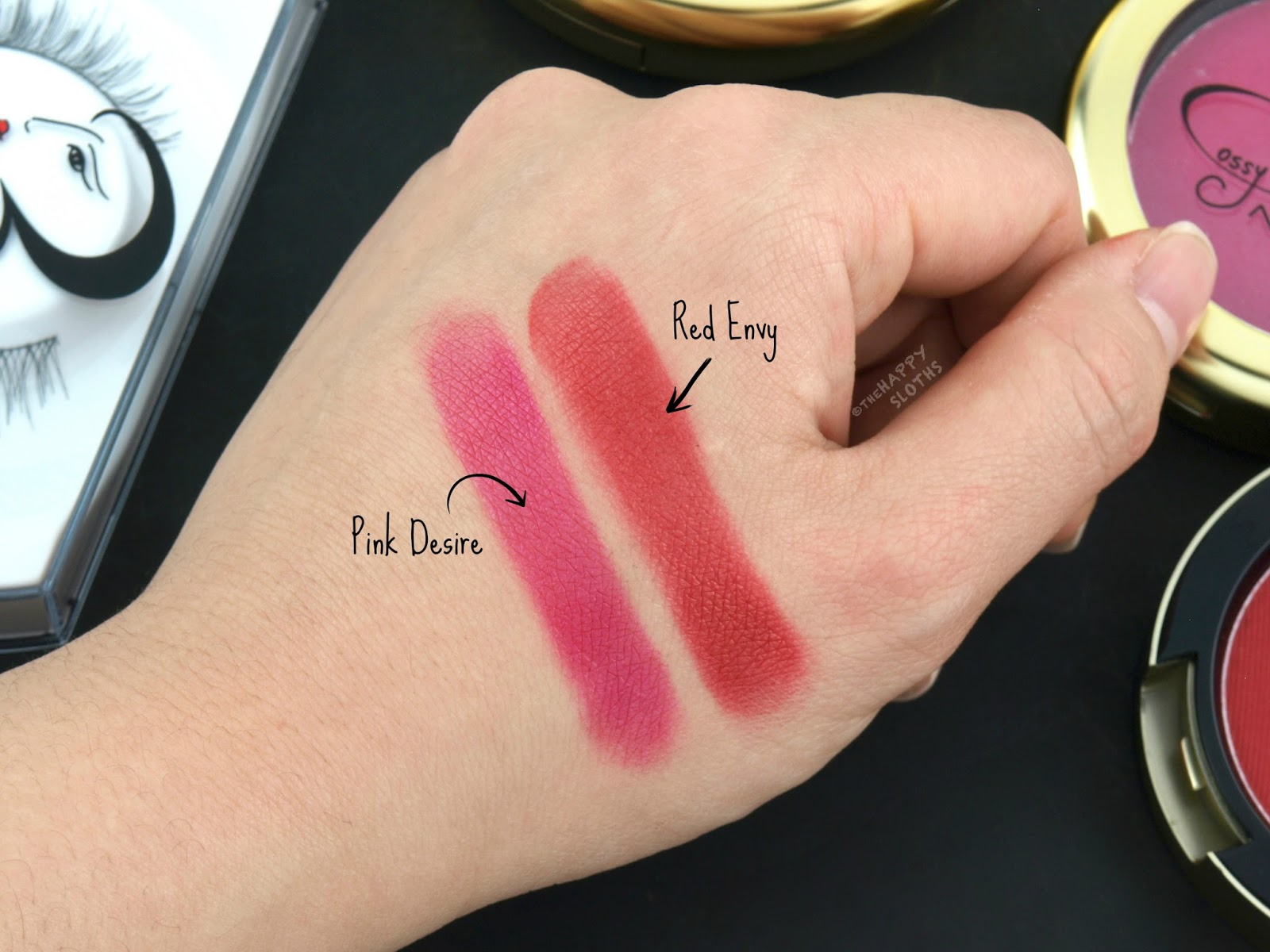 MAC x Rossy de Palma Collection: Review and Swatches