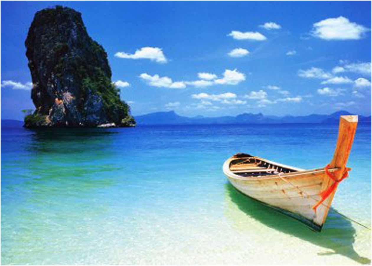 Biaya Paket Tour Wisata Bangkok Phuket 5D4N - 2013 Jakarta