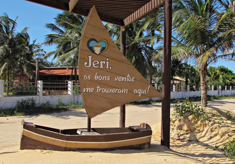 De Fortaleza a Jericoacoara, de ônibus, transfer ou com agências de turismo