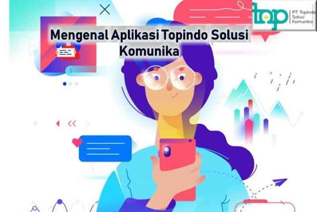 aplikasi topindopay solusi komunika