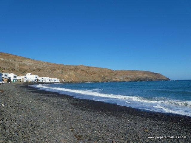 zonas solitarias que visitar en Fuerteventura