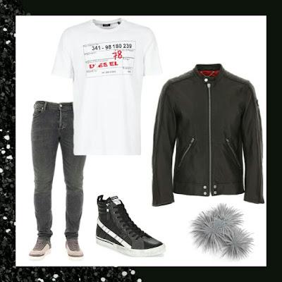 outfit sport y rockero para iniciar 2019