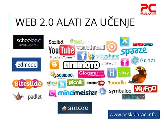 WEB 2.0 ALATI ZA UČITELJE