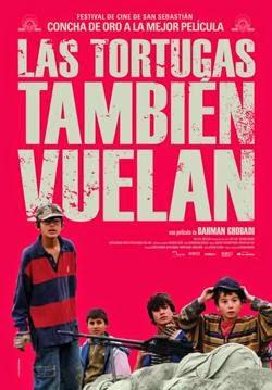 descargar Las Tortugas Tambien Vuelan en Español Latino