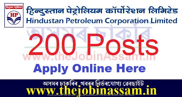 Hindustan Petroleum Recruitment 2021: