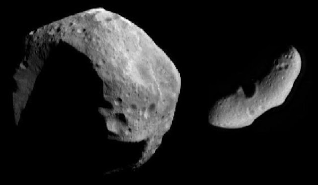 Dua Asteroid Terdeteksi Melesat Dekati Bumi, Satu Potong Orbit
