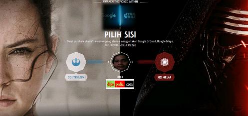 Dipopedia-GoogleManjakanPenggemarStarWars.png
