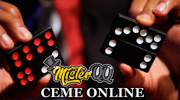Situs Ceme Online Termurah Hanya Di Agen MisterQQ