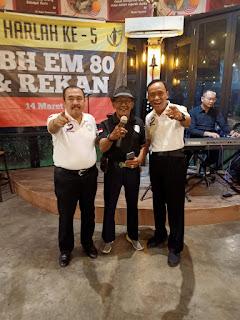HARLAH ke 5 EDMUR 80& Rekan di laksanakan di Museum Mandala Jakarta