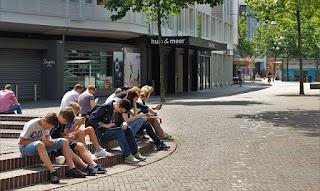 Cientistas querem Medir a quantidade de pessoas em um espaço pelo Wi-Fi