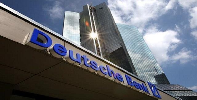 Φρανκφούρτη: Έφοδοι στην Deutsche Bank για ξέπλυμα χρήματος