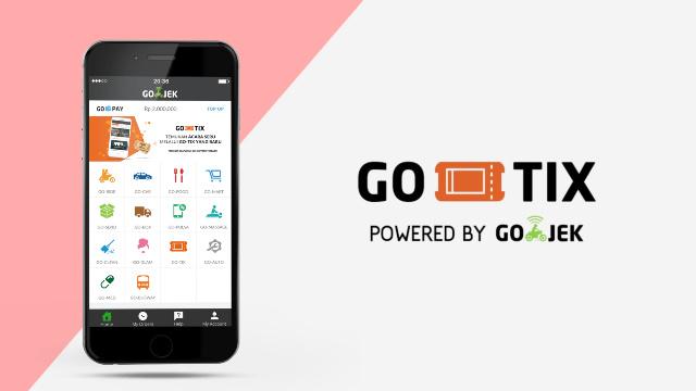 promo TIX ID di Gojek
