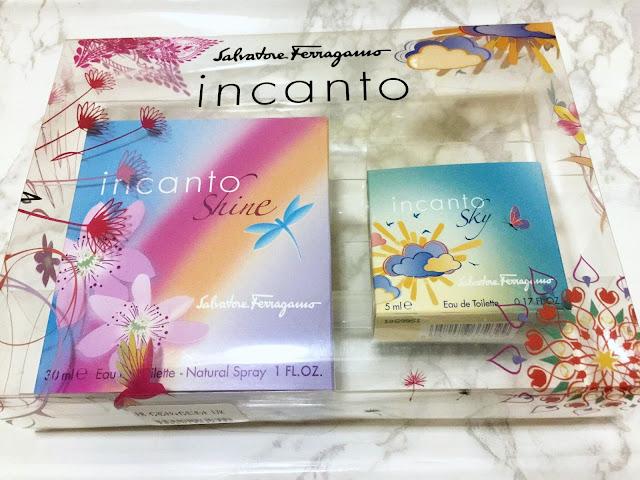 Salvatore Ferregamo Incanto Shine Perfume