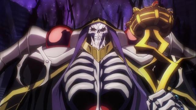 Personagens mais Poderosos dos Animes