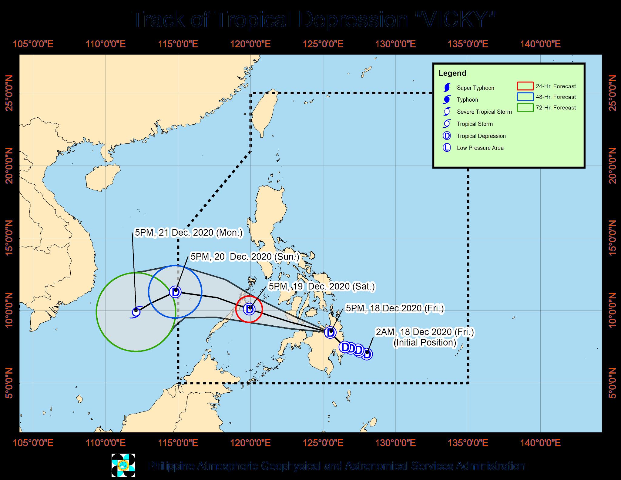 typhoon philippines pagasa update