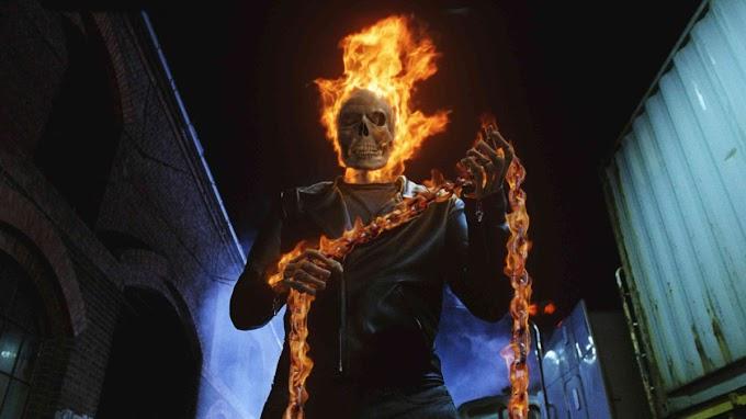 'Ghost Rider' ve 'Hellstorm' Hulu Tv'de