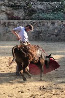 diego silveti torero mexicano en lima peru