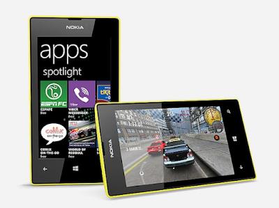 Thay màn hình mới nokia lumia 520