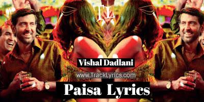 paisa-lyrics