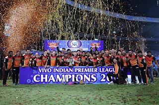 RCB vs SRH IPL Final 2016 Highlights