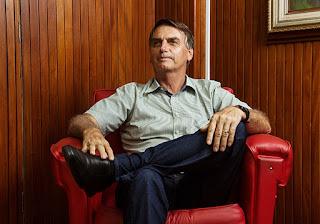 Veja a brilhante entrevista de Bolsonaro à Folha