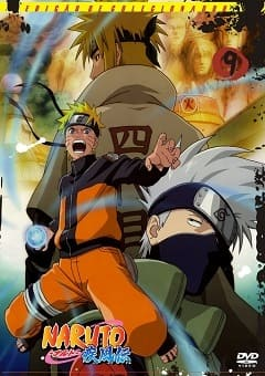 Naruto Shippuden - 9ª Temporada Desenhos Torrent Download capa
