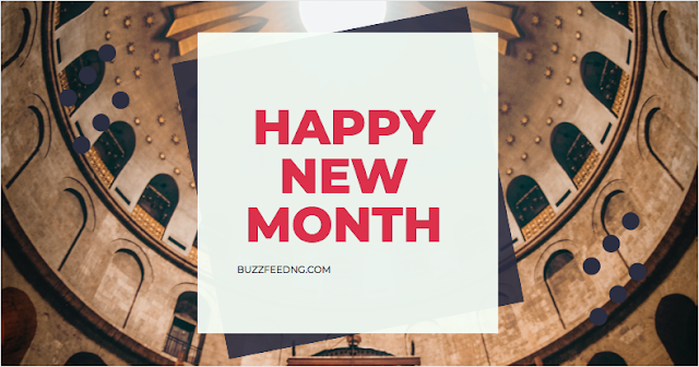 Send August 2020 Happy New Month Wishes