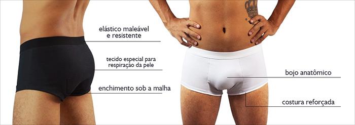 13c43fd8ed6419 Macho Moda - Blog de Moda Masculina: Cueca com Enchimento, você ...