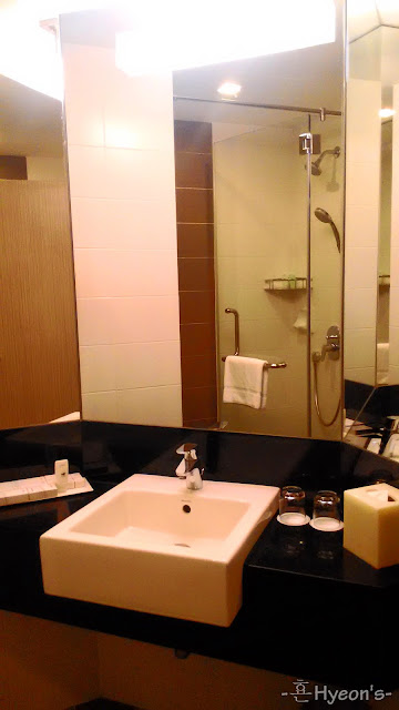 bathroom sunway hotel georgetown
