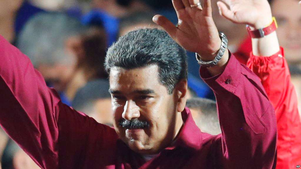 Reelecto Maduro es rechazado pro la comunidad internacional / AP