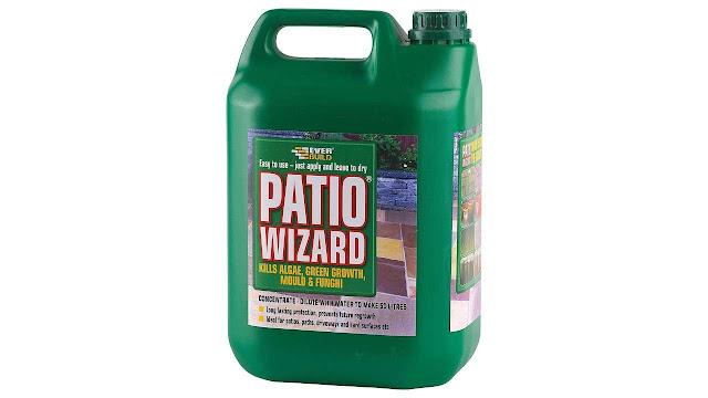 Everbuild Patio Wizard