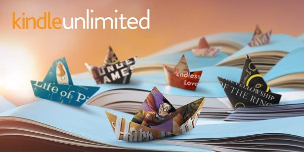 Dicas de leituras do Kindle Unlimited