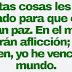 Juan 16:33