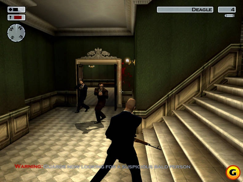 Hitman 2 Silent Assassin - PC game free download | Higly