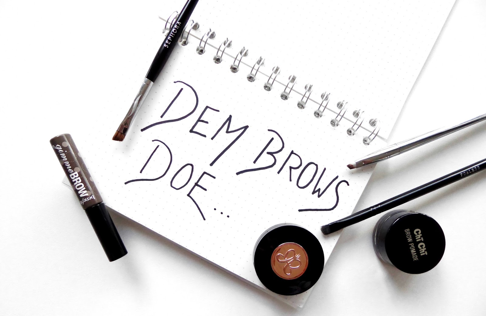 The Ultimate Brow Routine, Quick and Easy Brow Routine