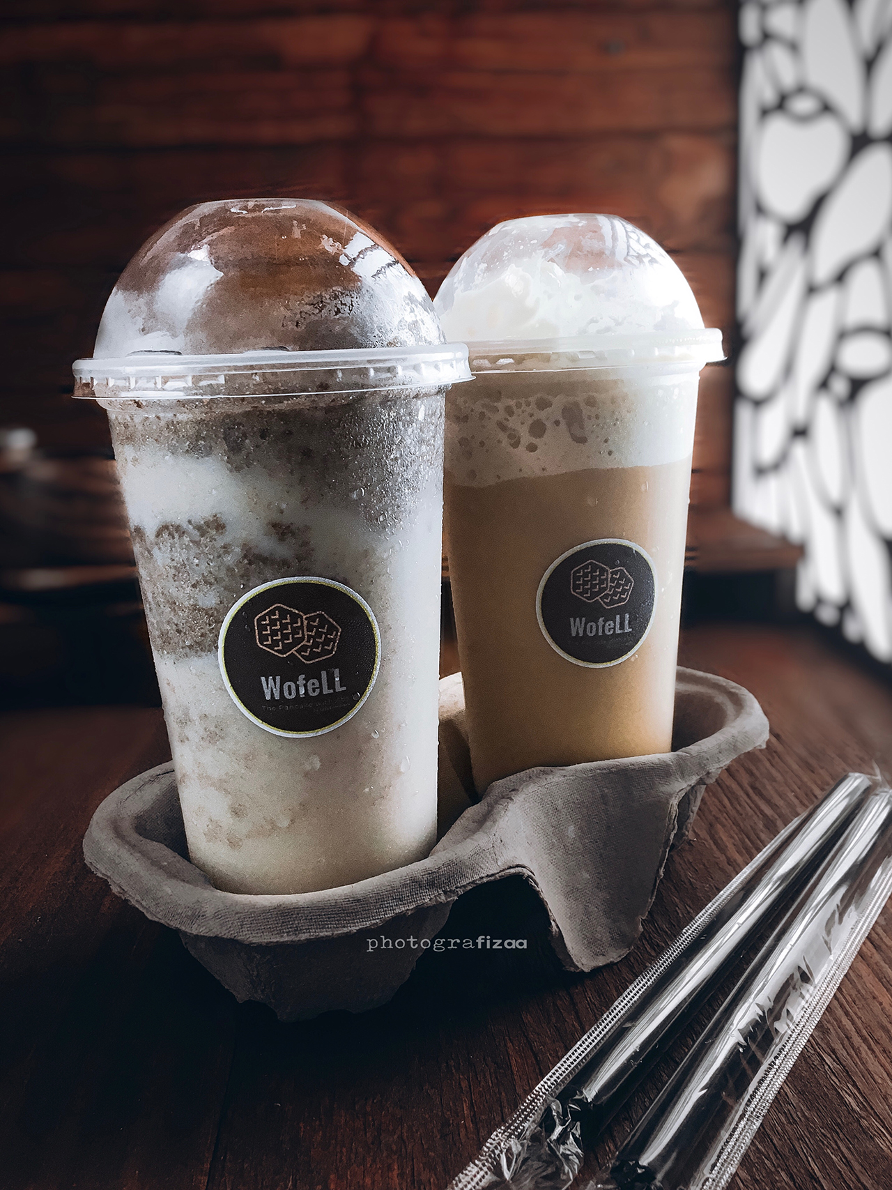 Ice Blended Wofell