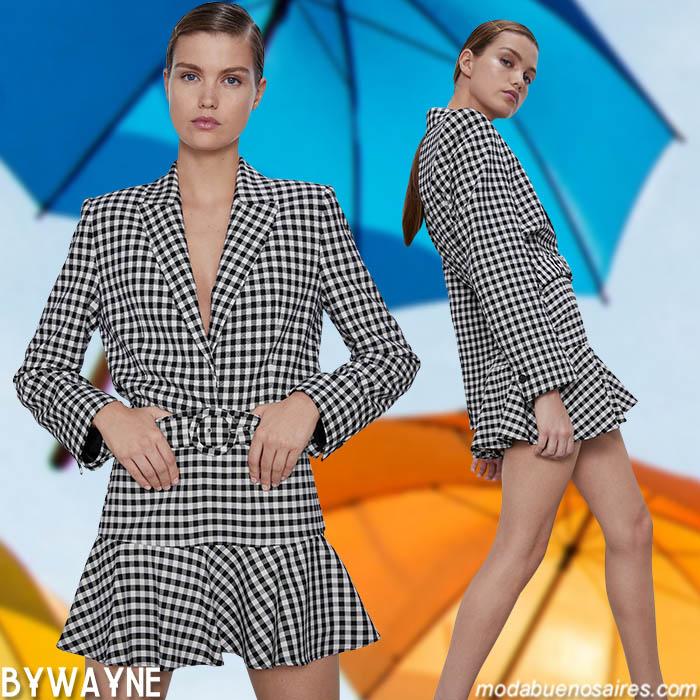 minifaldas primavera verano 2021 ropa de moda