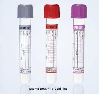 تحليل  QuantiFERON® Tb-Gold Plus  للكشف المناعي عن الاصابة  بالمتفطرة السلية (مرض السل)