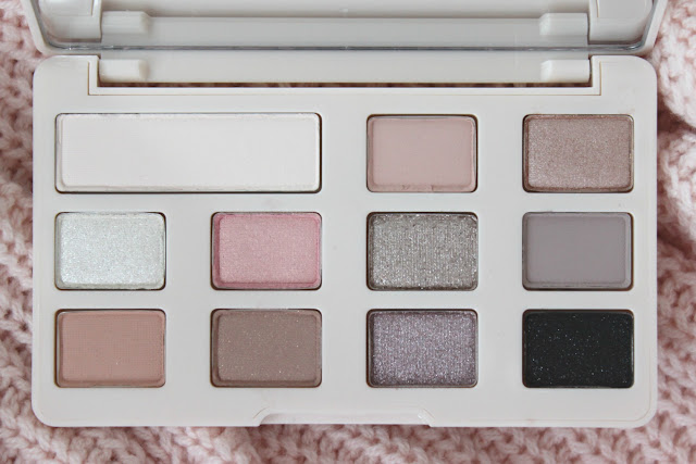 Too Faced Chocolate Chip palette eyeshadow palette review