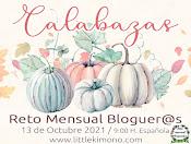 RMB Octubre 2021 - Calabazas
