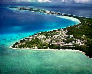 Diego García Island, Chagos Islands