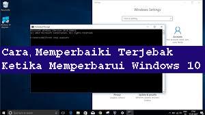 Cara Memperbaiki Terjebak Ketika Memperbarui Windows 10 1