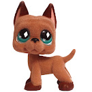 Littlest Pet Shop Collectible Pets Great Dane (#636) Pet