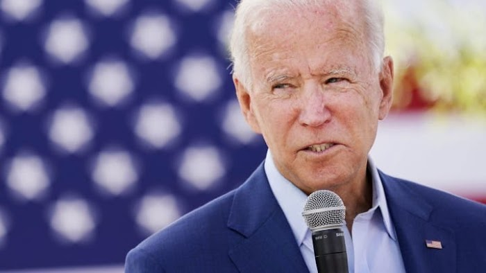 """Biden: """"We believe we are on track to win this election"""""""