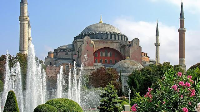 Turquía quiere convertir el museo Santa Sofía en una mezquita