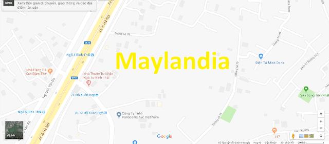 maylandia