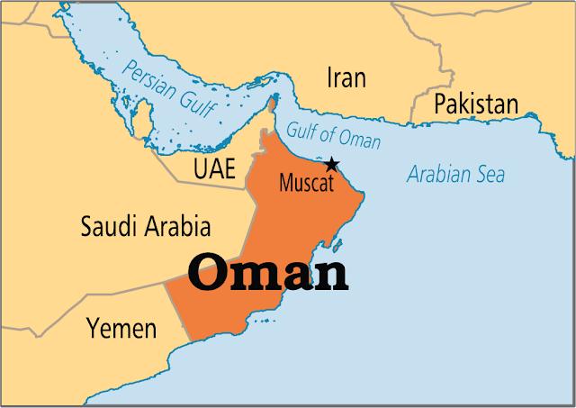 Nowa przygoda - Oman