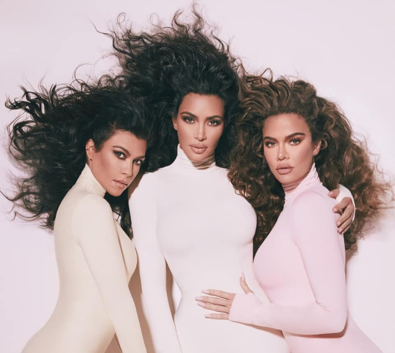 KKW Fragrance unveils Diamonds Collection campaign with Kourtney, Kim and Khloe Kardashian