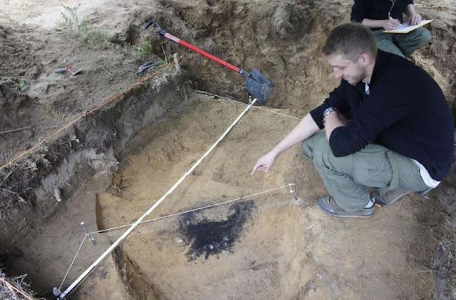 1,400-year-old cremation burials found in northeastern Poland